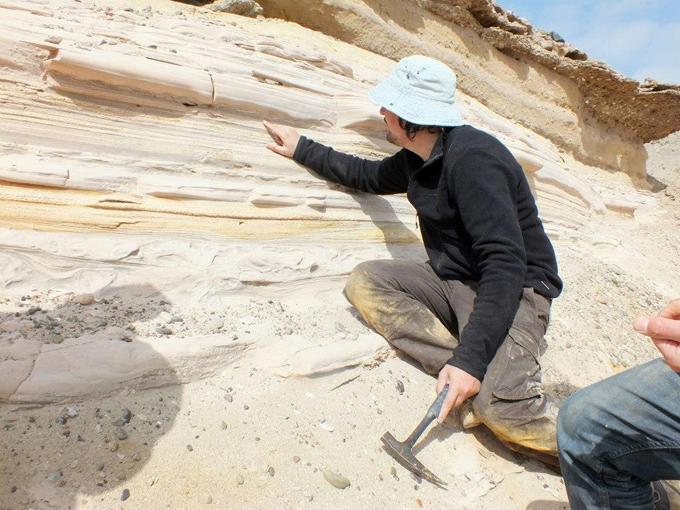 Geólogo. Manuel abad ge logo