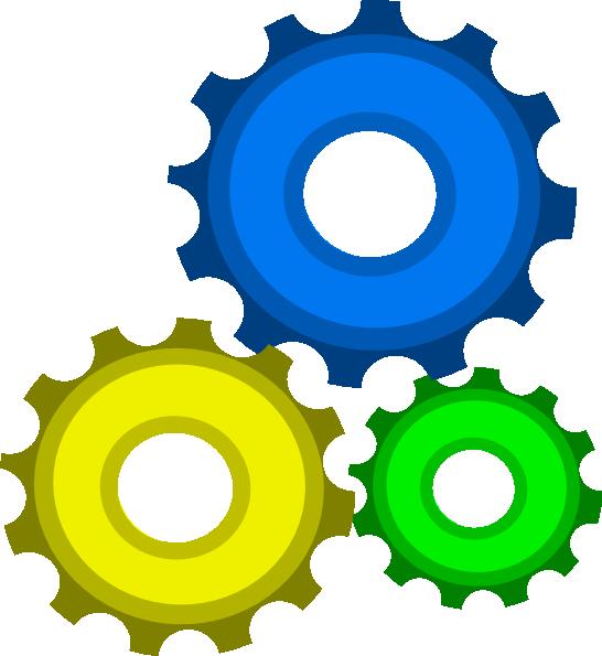 Wheel clipart engineer. Gear clip art at