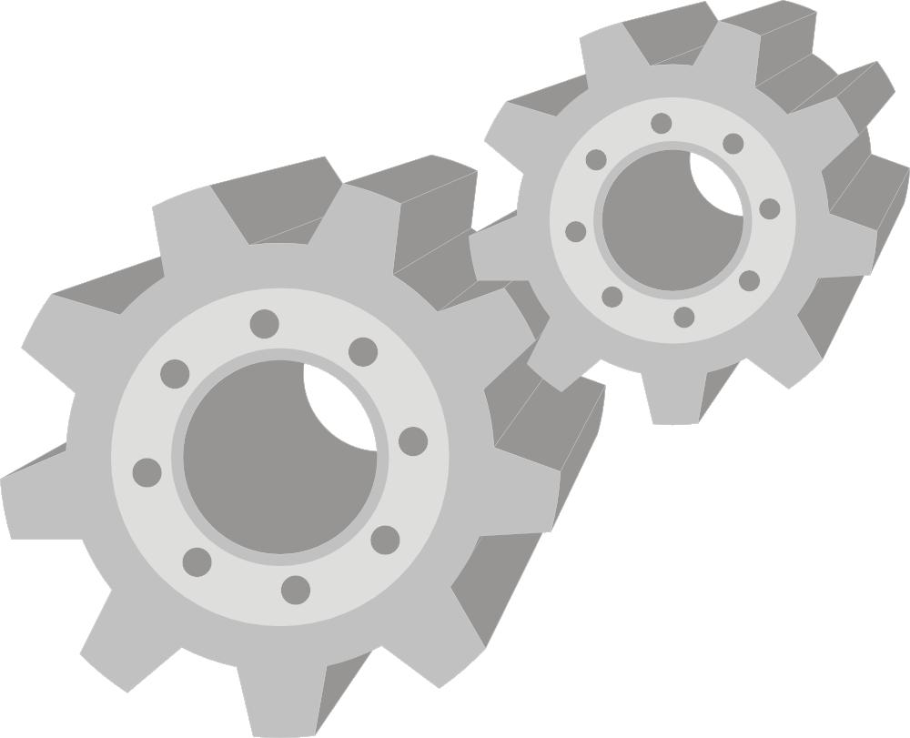Onlinelabels clip art. Gear clipart automotive tool