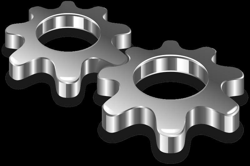 Gear clipart automotive tool. Medium image png