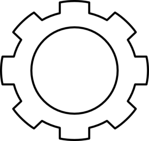 Free cliparts download clip. Gears clipart single gear