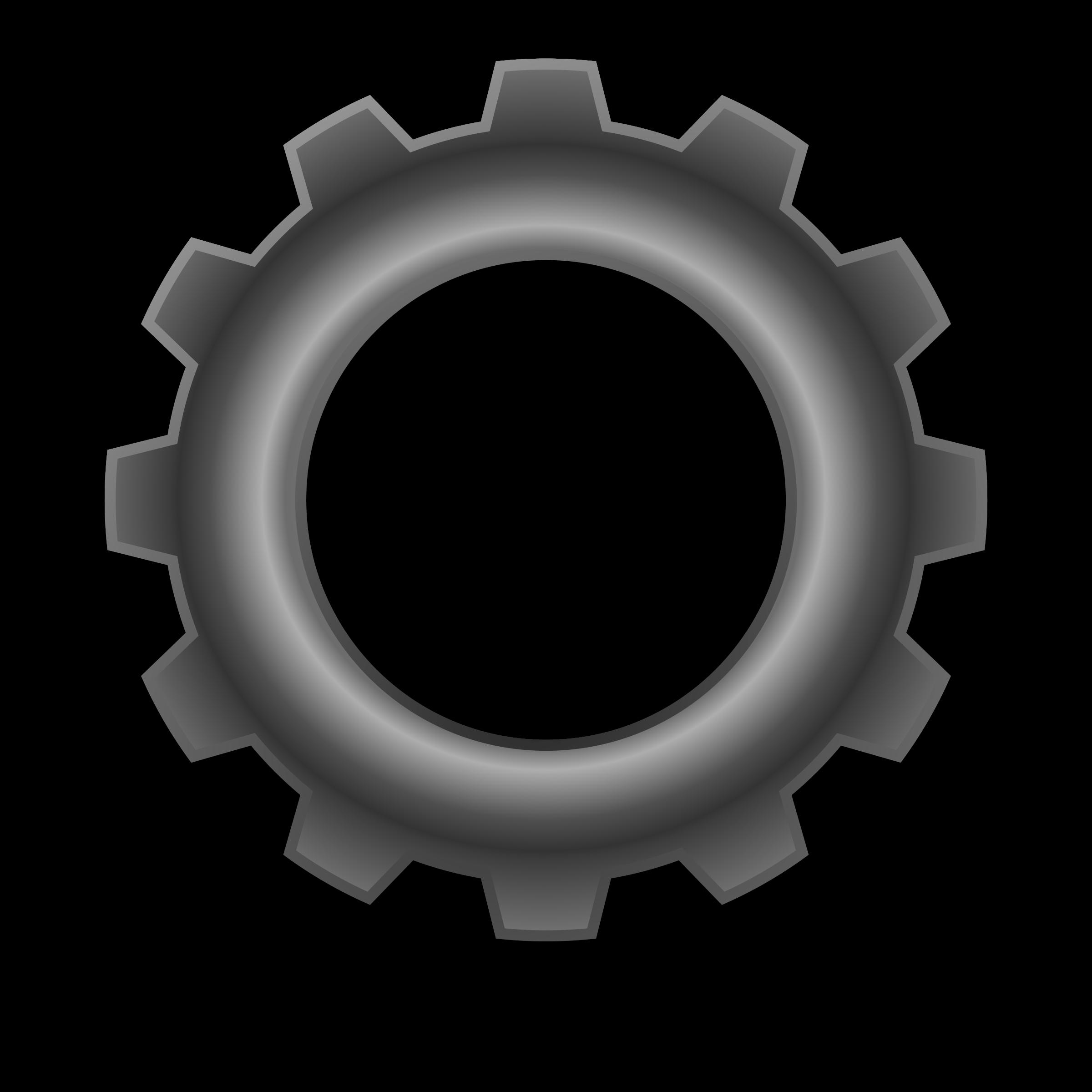 Gear clipart cogwheel. Metal cog icons png