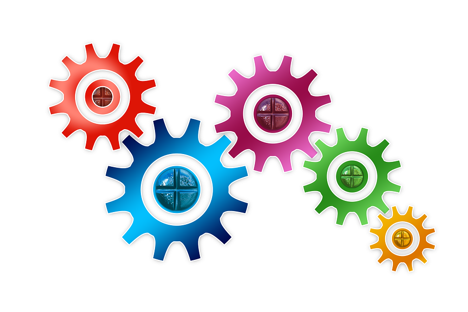 Gear clipart colorful gear.  collection of high