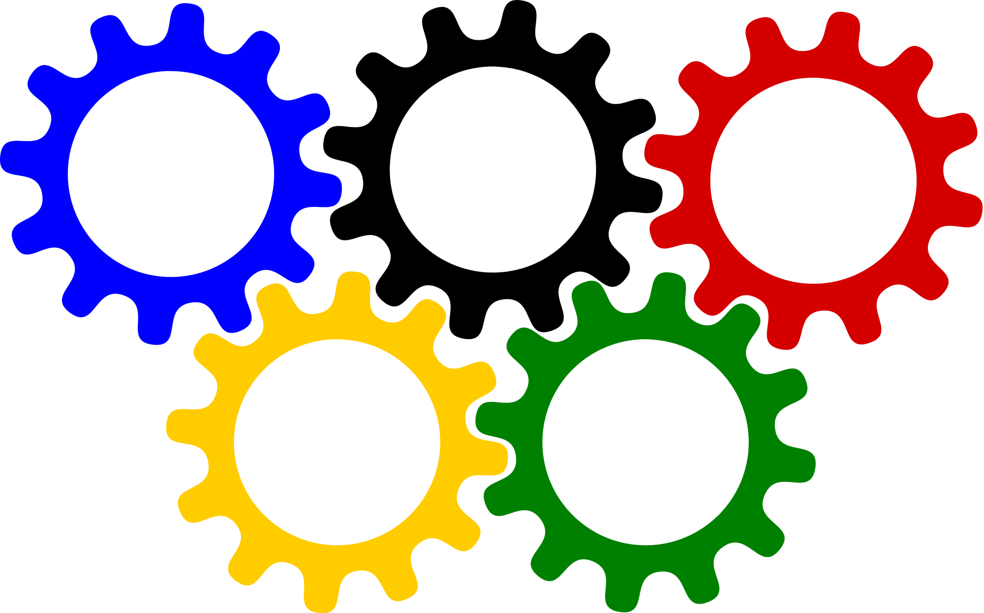 Gear clipart colorful gear. Gears png transparent images