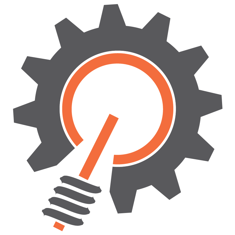 Gear clipart engineering symbol. Software qa and test
