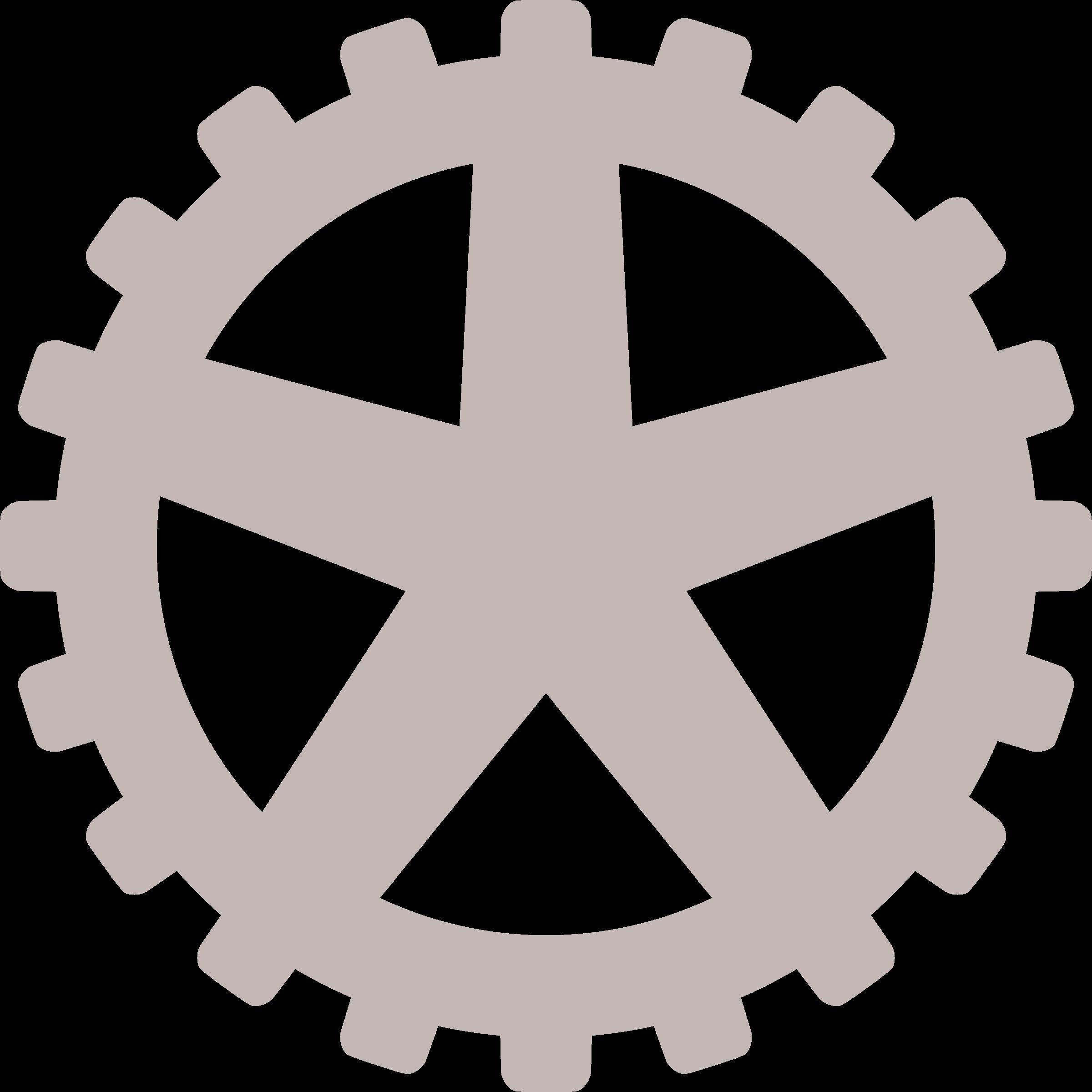 Wheel clipart engineer. Gear big image png