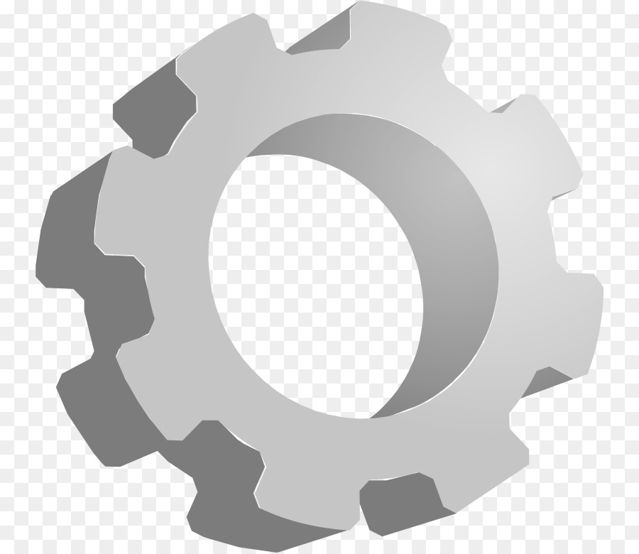 Gear clipart functionality. Background circle transparent clip