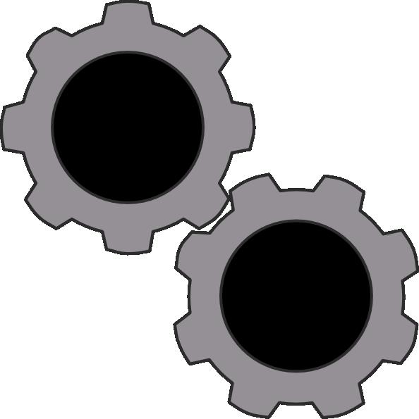 Lbw gears clip art. Gear clipart gambar