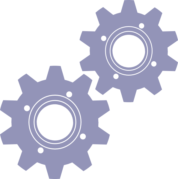 Gears sizes clip art. Gear clipart gambar