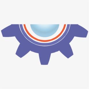Gear clipart half gear. Icon free cliparts on