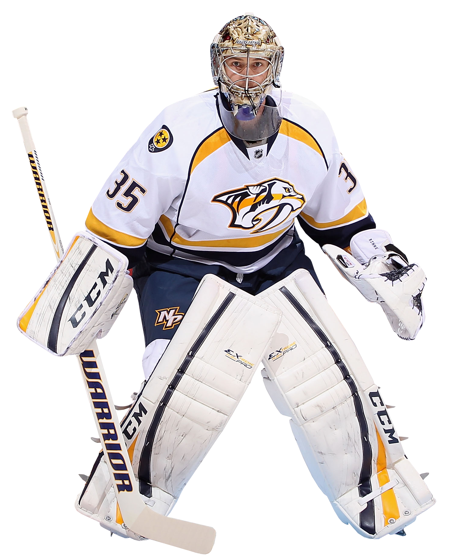Hockey clipart hockey goalie. Player png image purepng