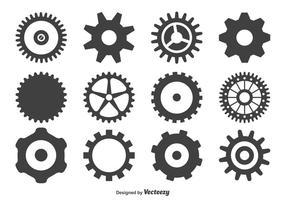 Gear clipart illustrator. Free vector art downloads
