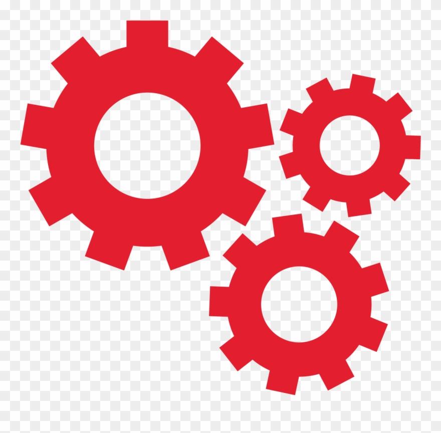 Understanding the different elements. Gear clipart industrial engineering