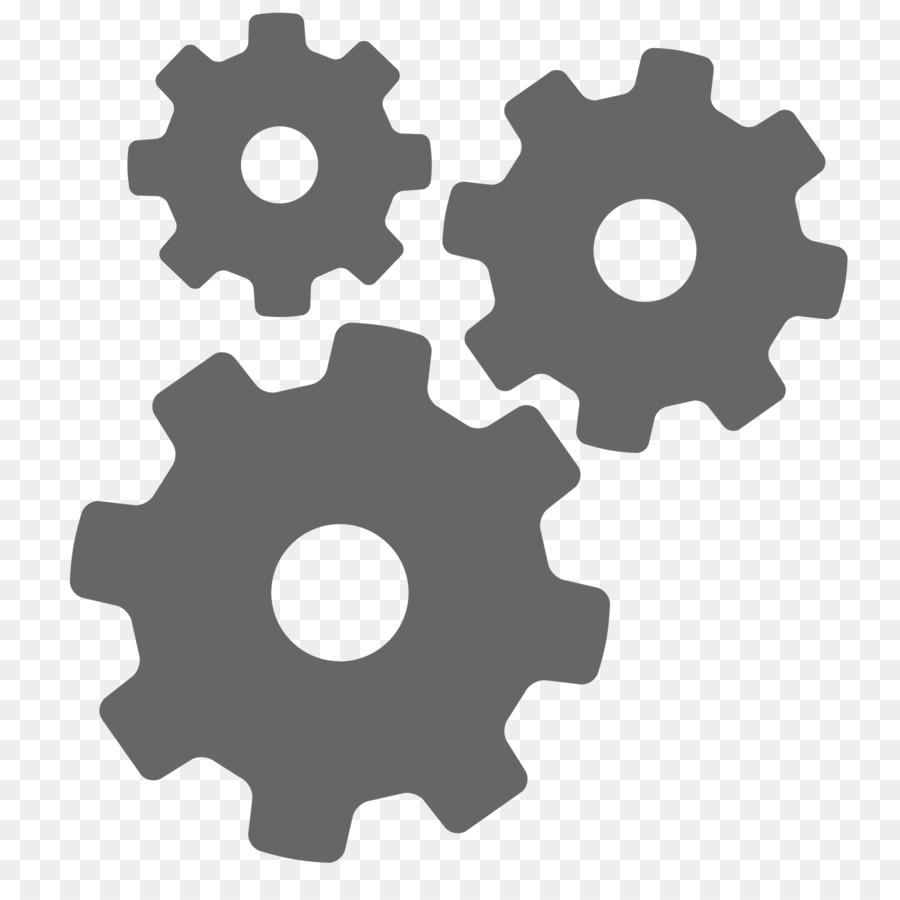 Business operations management sales. Gear clipart manufacturing
