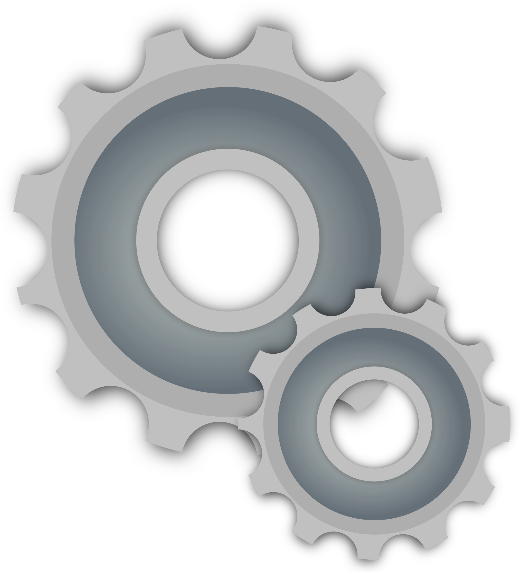 Big image png. Gears clipart mechanical part
