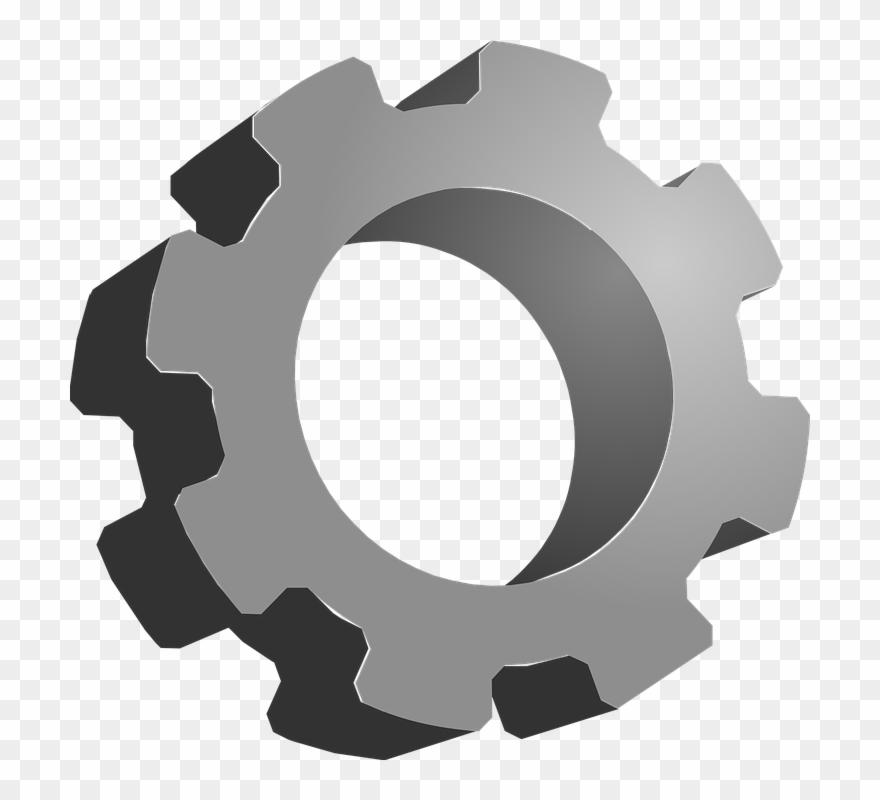 Mechanical d png . Gears clipart car gear