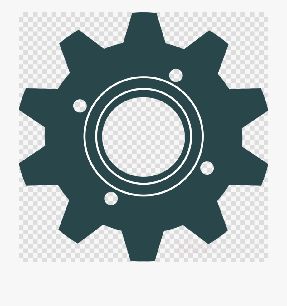 Wheel clipart mechanical. Gear cog png free