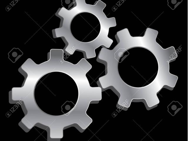 Gear clipart metallic. Free metal download clip