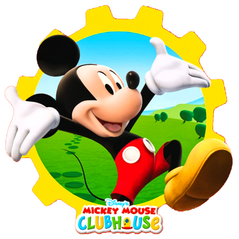 Gears mickey mouse clubhouse
