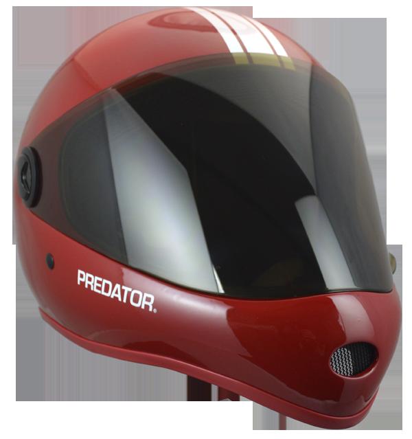 Helmet clipart motorbike helmet. Predator helmets dh fullface