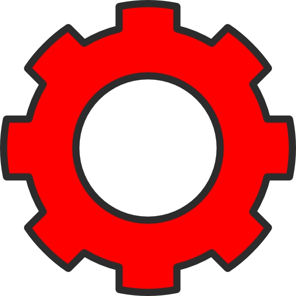 Gears clipart parameter. Imagination movers clip art