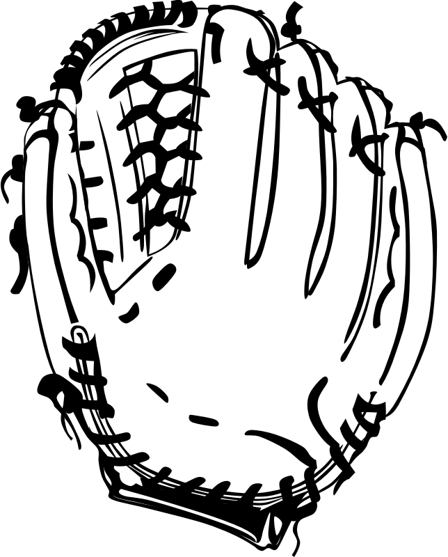 Glove medium image png. Picture clipart baseball