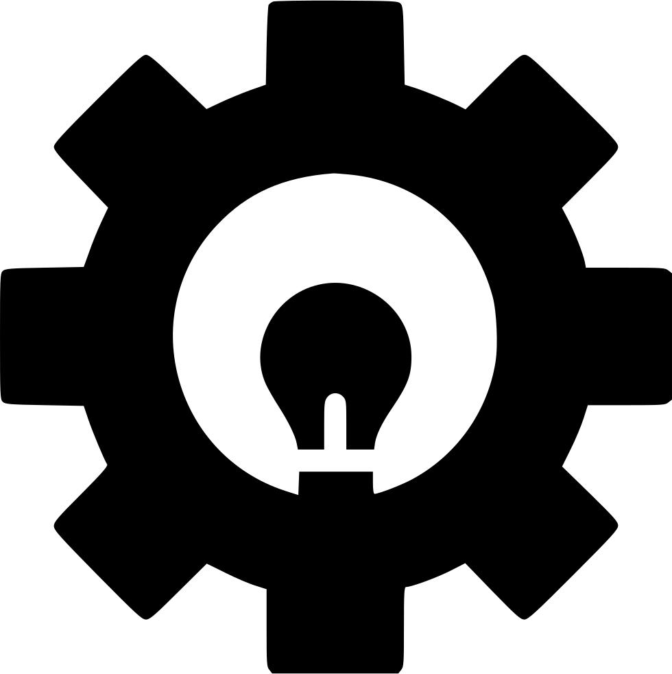 Gears clipart sampling technique. Gear setting configuration lamp
