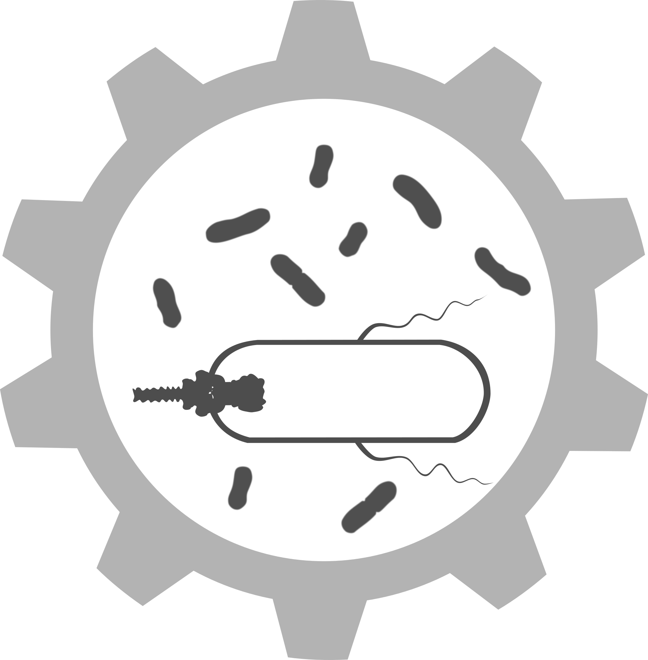 gear clipart sequence