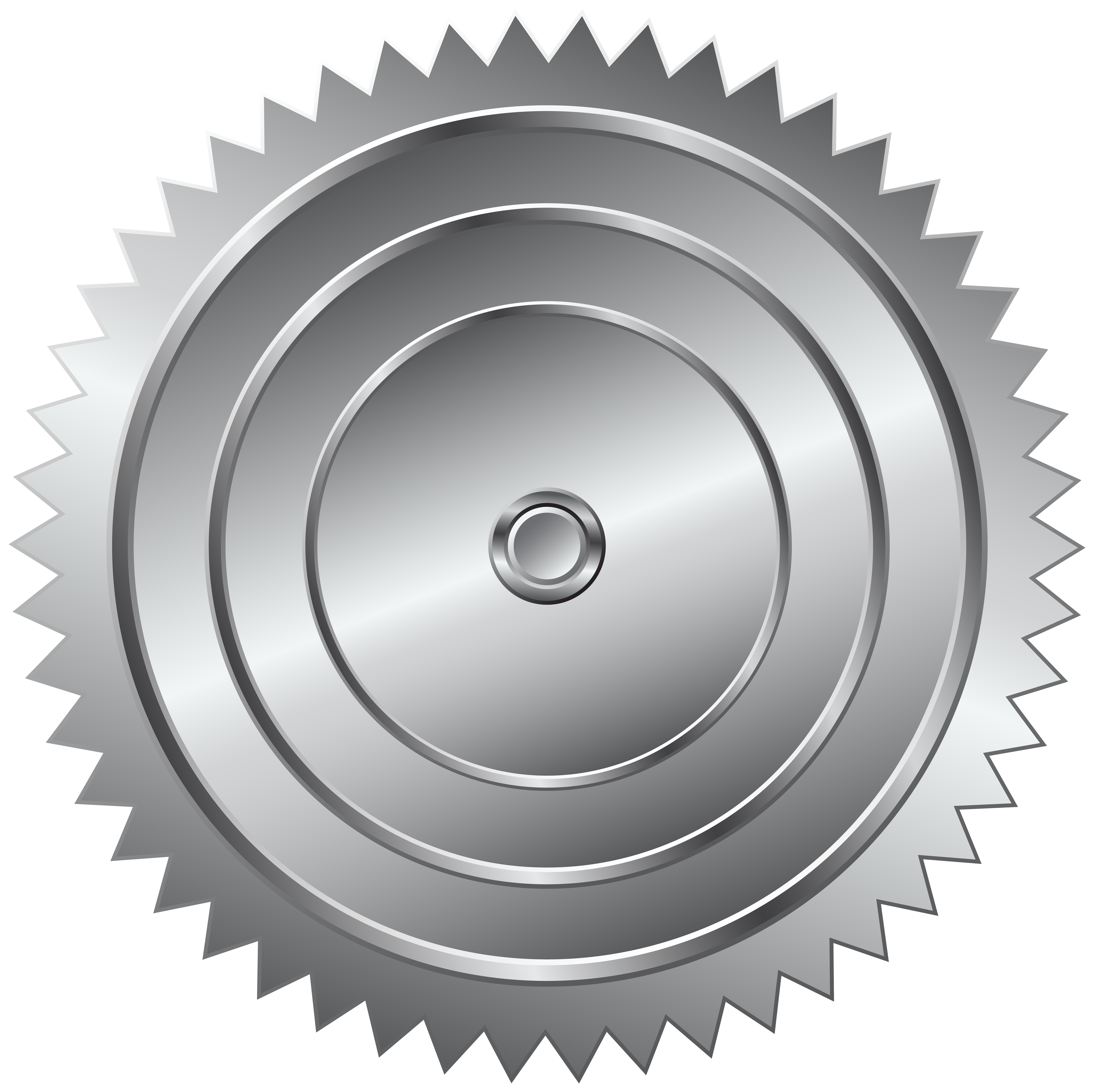 Piano clipart tool. Gear silver clip art