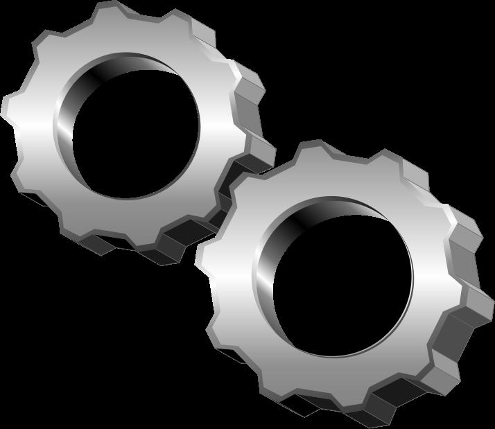 Gears clipart stem. Medium image png