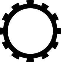 Clip art free vector. Gear clipart svg