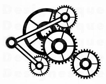 Etsy . Gear clipart watch gear