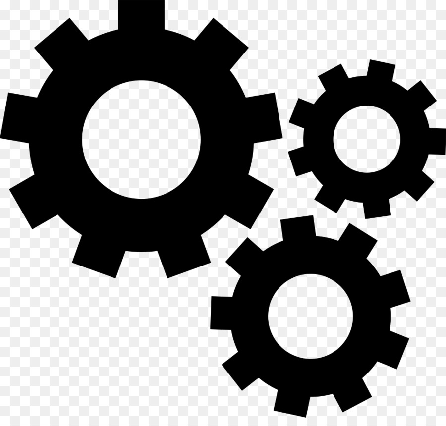 Gear background circle transparent. Gears clipart engineering symbol