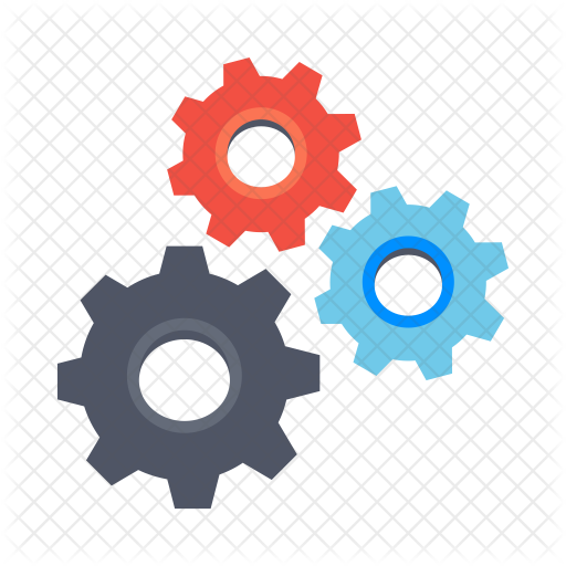 Gear icon png. Miscellaneous icons in svg