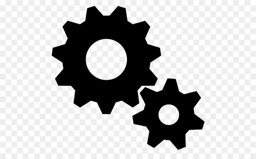 Gears clipart. Gear clip art png