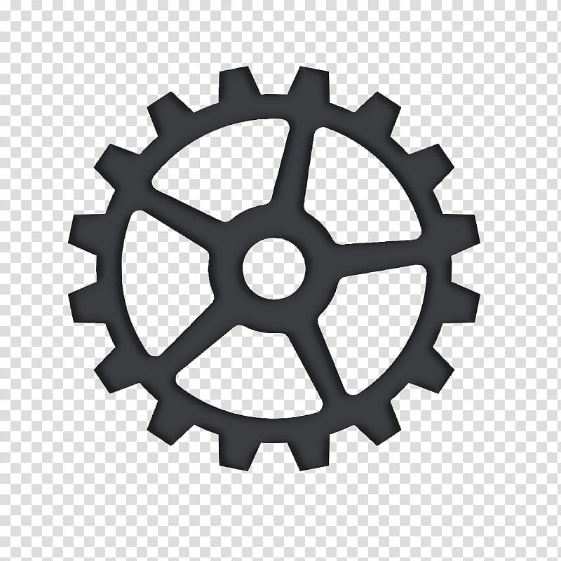 Formas gray gear illustration. Gears clipart cool
