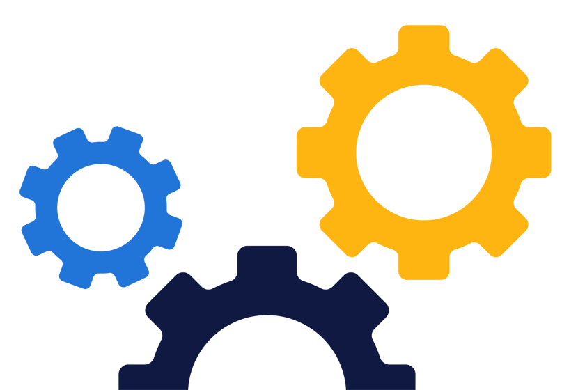 Hr research work insights. Gears clipart functionality