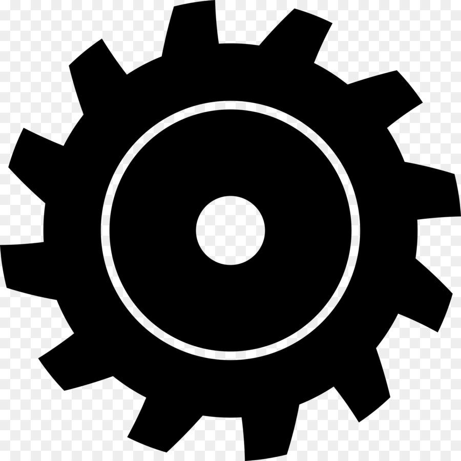 Clip art . Gears clipart gear shape