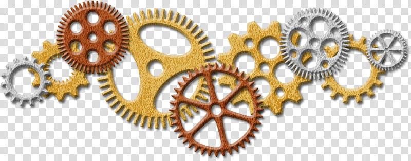 Steampunked scrap kit freebie. Gears clipart linked
