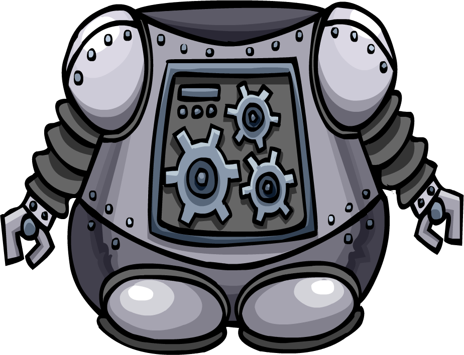 Gears clipart robotics club. Image robot suit icon