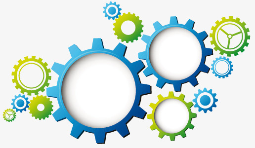 Mechanical gear png transparent. Technology clipart