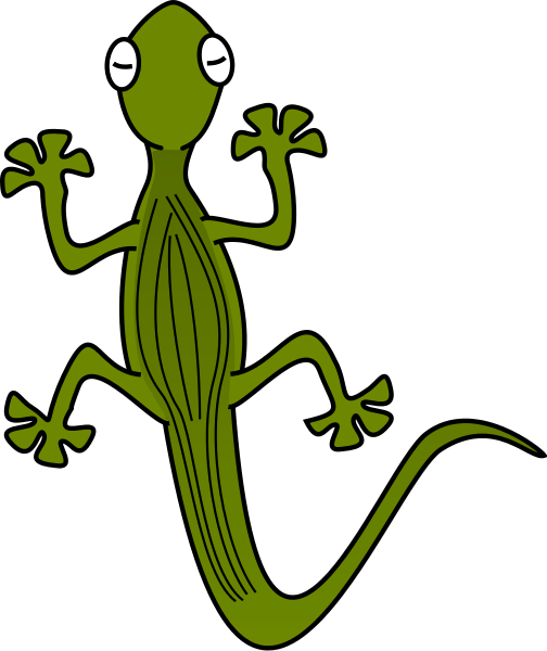 Free gekko pinterest geckos. Gecko clipart