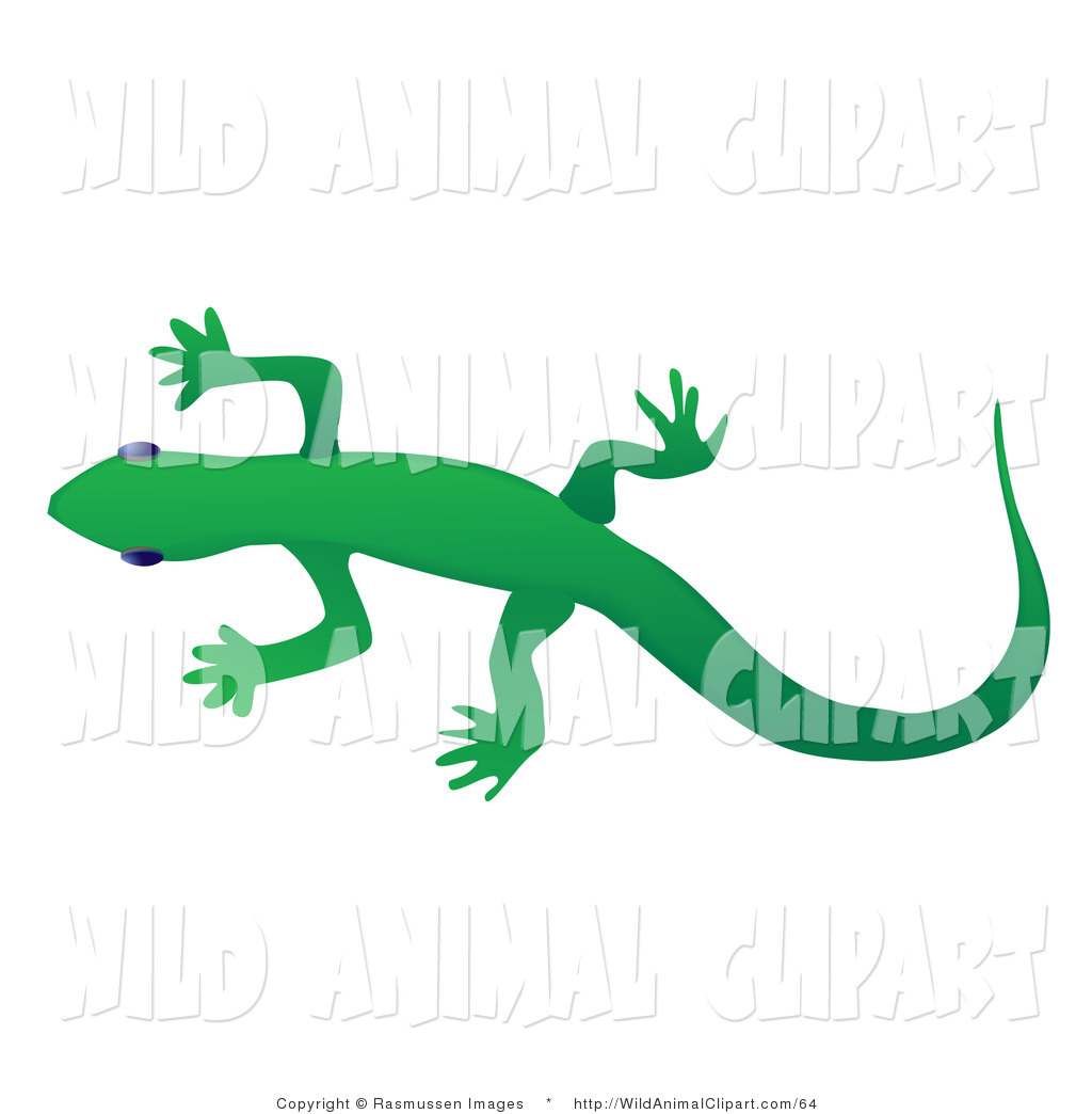 Clip art of a. Gecko clipart animal crawl