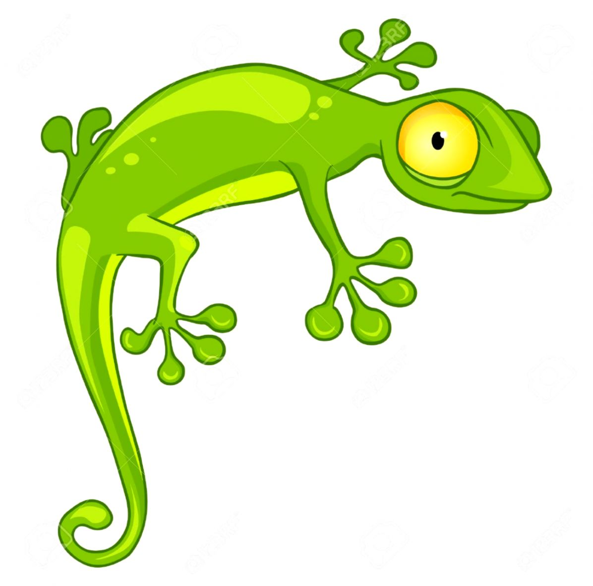 Gecko clipart baby. Cute scroll wallpapers