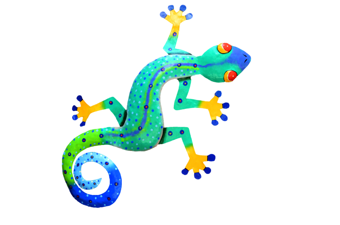 Gecko clipart baby. Colorful lizard psd file