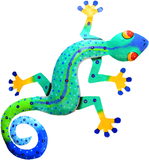 Download hd colorful clip. Gecko clipart baby