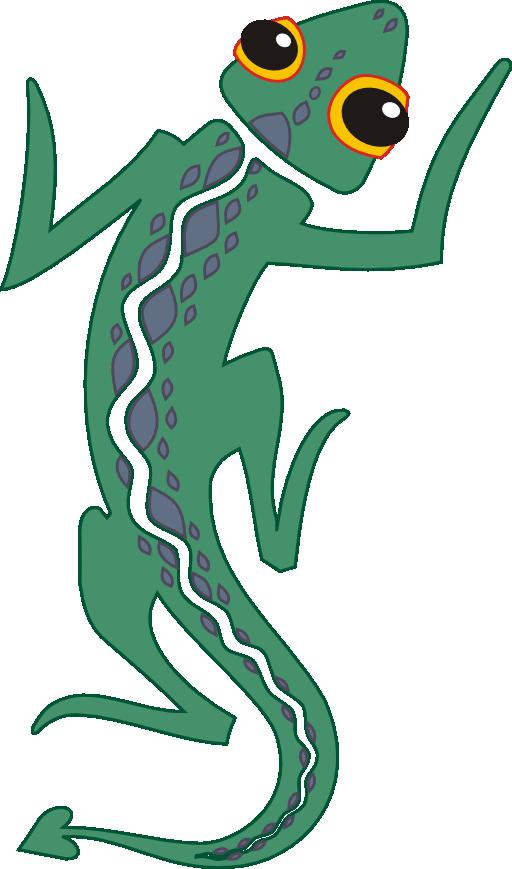 Lizard i royalty free. Gecko clipart chipkali