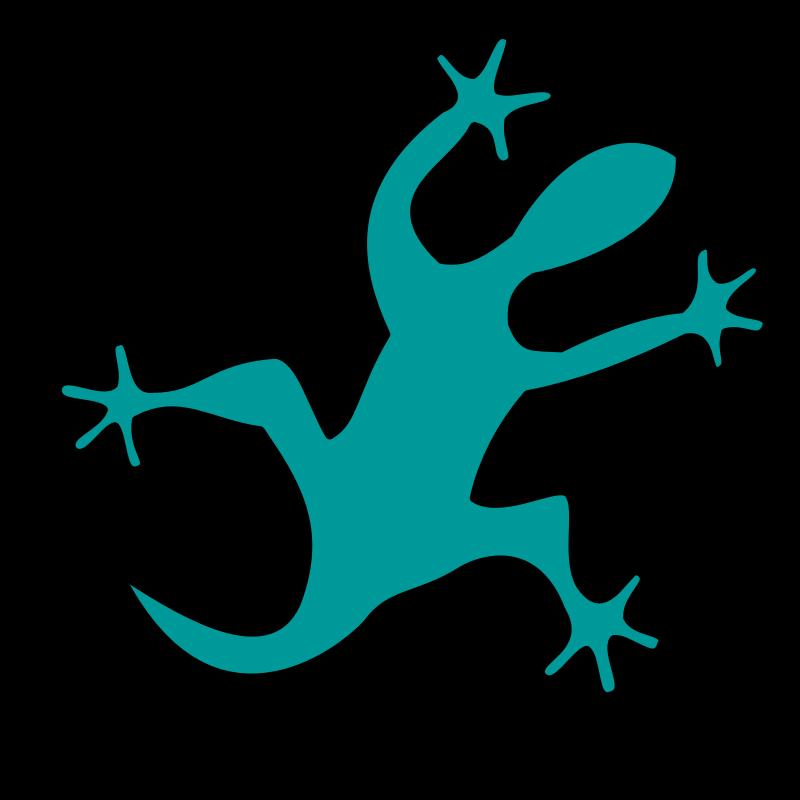 Objects lizard classroom hanslodge. Gecko clipart cicak