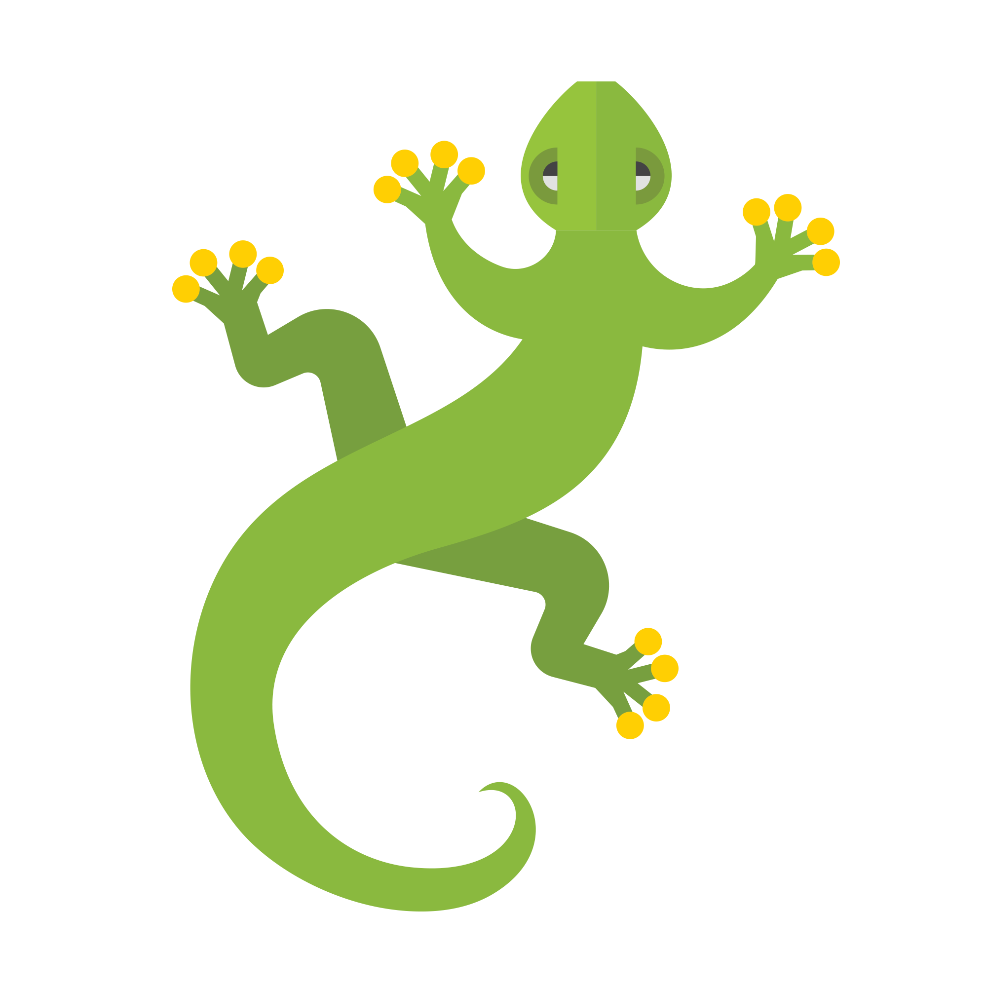Reptiles planters at bretby. Lizard clipart land animal