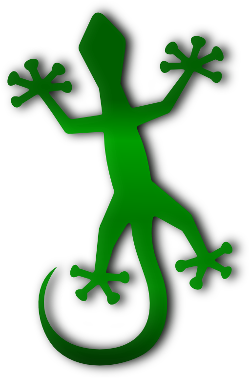 Gecko clipart face. I royalty free public